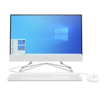 اتش بي كمبيوتر مكتبي، كور أي3، 21.5 بوصة، 4 جيجا، 1 تيرا، ابيض