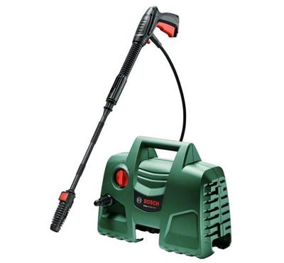Bosch, 1200 Watts Pressure Washer, Quick Cleaning Job Abjudtable Nozzle, Green