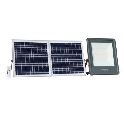 فيليبس، مصباح كشاف أل أي دي، يعمل بالطاقة الشمسية بقوة 300 واط، تحكم عن بعد