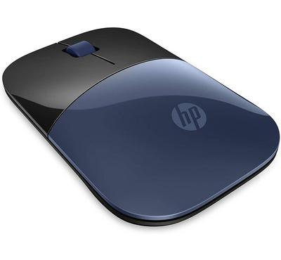 HP Z3700, Wireless Mouse, Blue