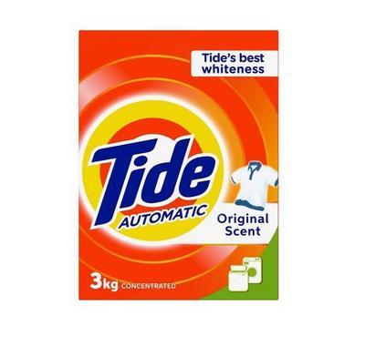 Tide 3KG Automatic Laundry Powder Detergent Original