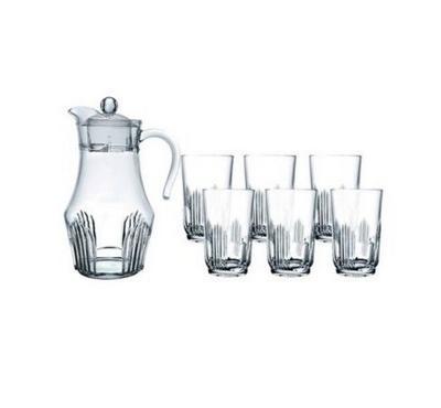 Arcopal 7 Pcs Drinking Set
