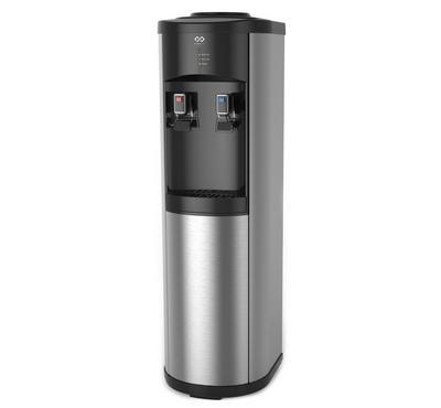 ClassPro Water Dispenser, 520W, Cold, Hot Water , Black/SS