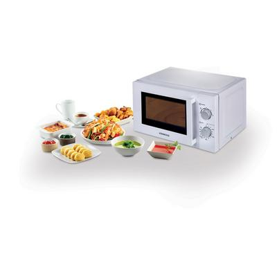 Kenwood Microwave, 700W, 20L, 5 Power Levels, White