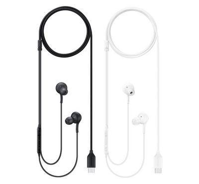 Samsung Wired Headset Type C White.