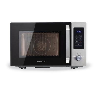 Kenwood 30 Ltrs Microwave, 900Watts, Digital + Grill + Convection, Silver/Black