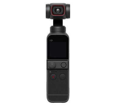 Dji, Osmo Pocket 2 Stabilizer Camera, Black