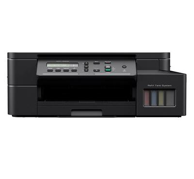 Brother, 3-in-1 Multifunction Wireless Printer, Black