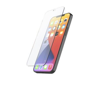 Hama Premium Crystal Glass Screen Protector for Apple iPhone 12 & 12 Pro