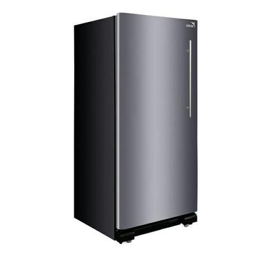 Zenet 477 Ltr Vertical Freezer, Frost Free, Black