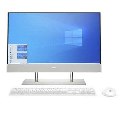 أتش بي، كمبيوتر مكتبي الكل في واحد، كور أي7، 23.8 بوصة، رام 16 جيجا، 1 تيرا، أبيض