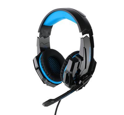 داتا زون جي 9000، سماعة رأس العاب، أسود/أزرق