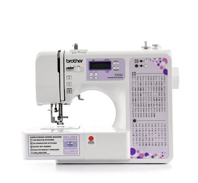 Brother Computerized Sewing Machine with 100 Built-in Stitches, 40W, White