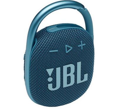 جي بي إل مكبر صوت بلوتوث، 5 واط، تحكم بالصوت، أزرق