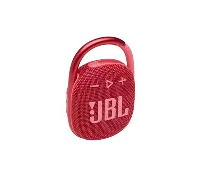 JBL 5W Portable Bluetooth Speaker, Volume Control, Waterproof, Red