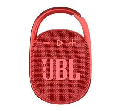 جي بي إل مكبر صوت بلوتوث، 5 واط، تحكم بالصوت، أحمر