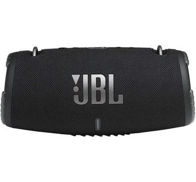 JBL Xtreme 3 Portable Bluetooth Speaker, 50Watts,  Waterproof, Black