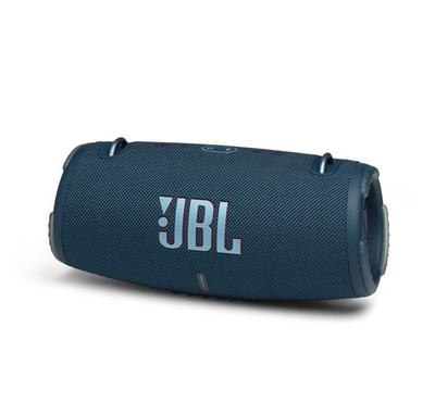 JBL Xtreme 3 Portable Bluetooth Speaker, 50Watts, Waterproof, Blue