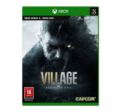 Resident Evil Village, XBOX XSX