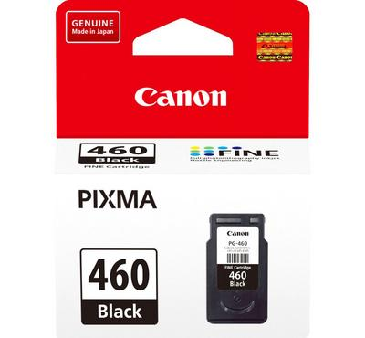 Canon PG 460, EMB Black Ink Cartridge, Print up to 180 pages
