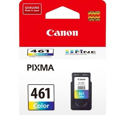 Canon CL 461 EMB Colour Ink Cartridge, Print up to 180 pages