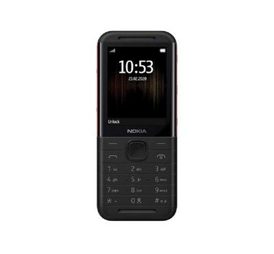 Nokia 5310 2020 TA-1212, 2.4-Inch ,16MB, Red/Black