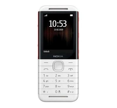 Nokia 5310 2020 TA-1212, 2.4-Inch ,16MB, Red/White