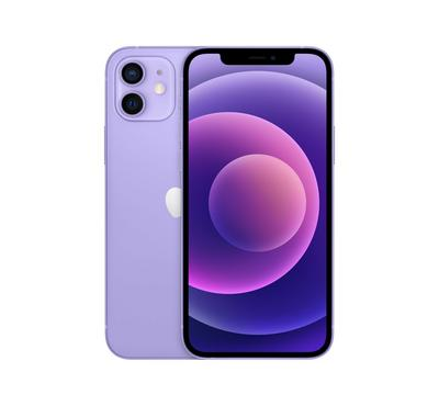 Apple iPhone 12, 5G, 128GB, Purple