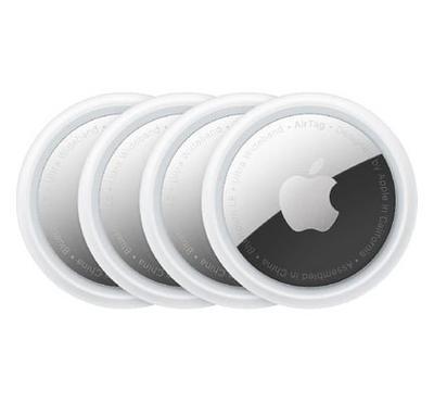 Apple AirTag Pack 4, White