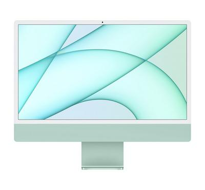 Apple iMac MJV83 AIO 2021, Apple M1, 24 inch, 8GB, 256GB, Green