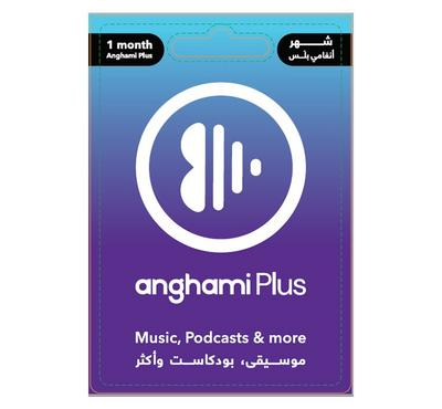 Anghami 1 month (SAU) Subscription, Product Key, Delivery by Email