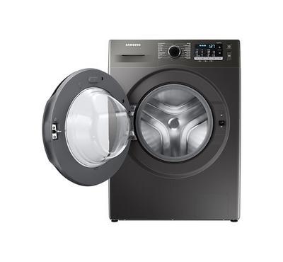 Samsung 8 KG Front Load Washer,  Digital Inverter Technology, Inox