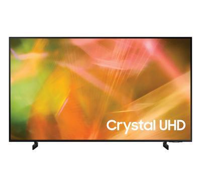 Samsung, 60 Inch Crystal UHD, 4K Smart TV, UA60AU8000UXUM