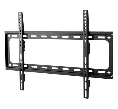 WB, 37-80-Inch LED TV Wall Bracket Fixed, Black