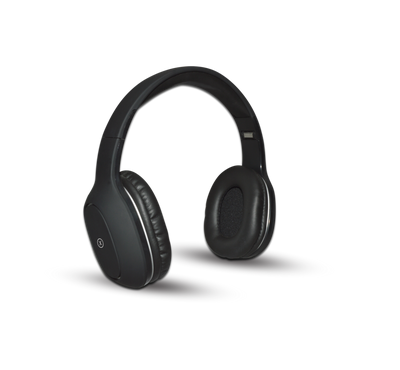 Xcell High Defination Stereo Headphone , 14 Hours Playback Time, Black.