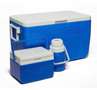 كولمان، كول بوكس 48 +  كول بوكس 5 + 1/3 جالون، أزرق