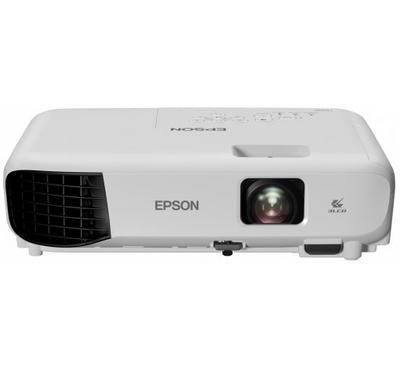 ايبسون، بروجيكتور 3600 شمعة مكبر صوت 2 وات، أبيض