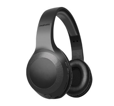 Promate, Laboca Over-Ear Headphones, Black
