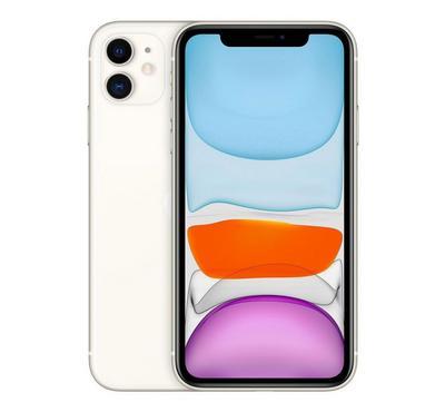 Apple IPHONE 11 ,4G, 128GB, White