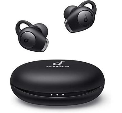 Anker Soundcore Life A1 True Wireless Earbuds, Wireless Charging, Black