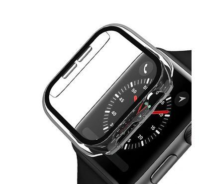هايفين لشاشة ساعة ذكية أبل، 40 مم، شفاف
