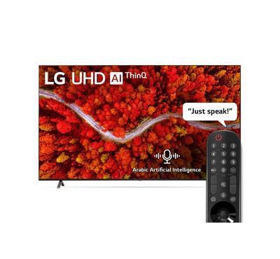 LG, 82 Inch, UHD 4K Smart TV, 82UP8050PVB