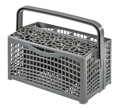 Xavax 2in1, Cutlery Basket For Dishwasher, Silver