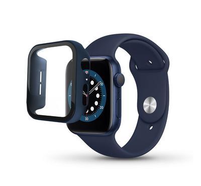 هايفين لشاشة ساعة ذكية أبل، 44 مم، أزرق