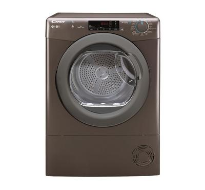 Candy SmartPro, Smart Condenser Tumble Clothes Dryer, 10KG, 2300W