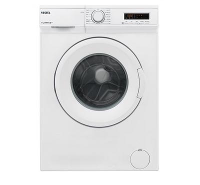 Vestel, Washing Machine Front Load, 7.0KG, White