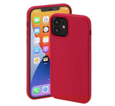 Hama Cover for iPhone 12 & iPhone 12 Pro, Red