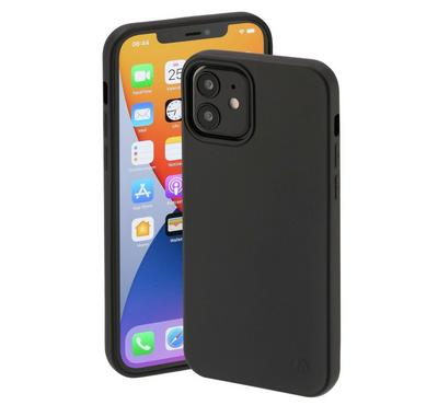 Hama Cover for iPhone 12 & iPhone 12 Pro, Black