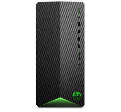 HP Pavilion TG01 Gaming PC, AMD Ryzen 7 5700G, 16GB,  1TB, Shadow Black