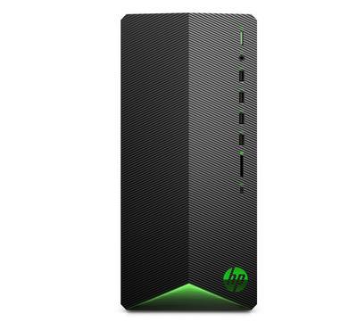 HP Pavilion TG01 Gaming PC, AMD Ryzen 5 5600G, 8GB,  1TB, Shadow Black